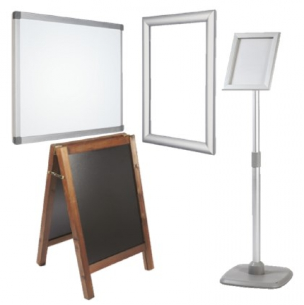 Frames & Notice Boards