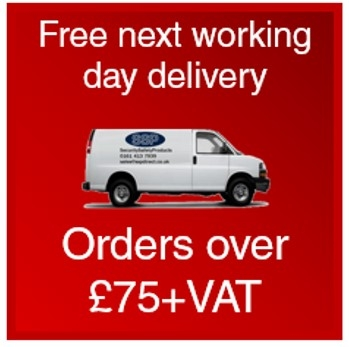 Free delivery over �75+VAT