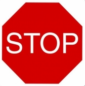 Stop Sign (601.1)
