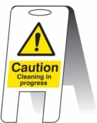 Lightweight Correx Self Standing Signs