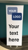 Personalised Roller Banner