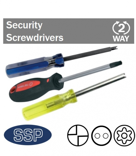 Security Screwdrivers & Removal Tools