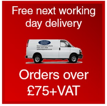 Free delivery over £75+VAT