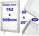 LED Snap Frame Light Box (30 x 20 inch)