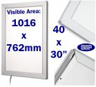 LED Large Snap Frame Light Box (30 x 40 inch)