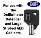 AED Cabinet Alarm Shutdown Key
