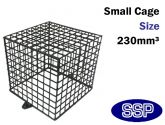 SSP Heavy Duty CCTV Cage | PIR Cage | External Lamp Cage (Small) 23cm