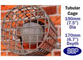 SSP Heavy Duty Sounder Cage | PIR Cage | Beacon Cage 19cm x 17cm