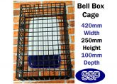 SSP Heavy Duty Bell Box Cage | Emergency Lighting Protective Cage