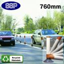 SSP Road Traffic Lane Demarcation Self-Righting Flexible Post (76cm)