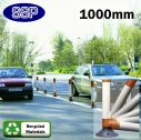 SSP Road Traffic Lane Demarcation Self-Righting Flexible Post (1metre)