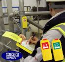 Scaffold Tower Inspection Tagging Check Book 25 Self Duplicating Sheets
