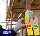 Fixed Scaffolding Inspection Tagging Check Book 25 Self Duplicating Sheets