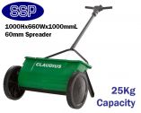SSP Claudius Grit and Rock Salt Drop Spreader