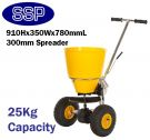 SSP Atlas II Rock Salt Spin Spreader