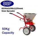 SSP Dolomite Heavy Duty Spinning Grit and Rock Salt Spreader