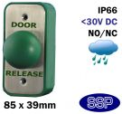 Door frame Stainless Steel Momentary Door Release button