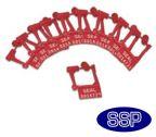 Tamper Evident AED Cabinet Seals (10 Pack)