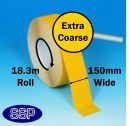 Extra Course Anti-Slip Tape (Yellow) 18.3metres x 150mm (402H)