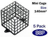 Dome Camera | PIR | Spotlight Cages (5 Pack) 14cm