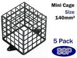 Dome Camera | PIR | Spotlight Cages (5 Pack) 14cm