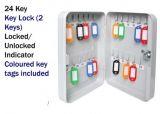 24 Key SSP Key Cabinet (24KS)