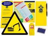 Excavators Inspection Tagging System Intro Kit