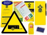 Trailer Inspection Tagging System Intro Kit