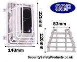 Beam Type Smoke Detector Protector Cage C9624/B