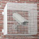External Lighting or CCTV Protector Cage 525h x 450w x 306mm d (9626/B)