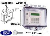 Rim Key Lock Enclosure Deep back box K510A