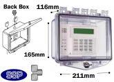 Rim Thumb Lock Enclosure Deep back box T511A