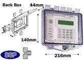 Rim Thumb Lock Enclosure Double-gang electrical box T511B