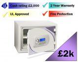 Burton Firebrand 30E Electronic Safe
