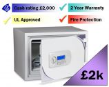 Burton Firebrand 35E Electronic Safe