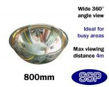 Complete-Vision 360 Degree Panoramic Observation Mirror (800mm)