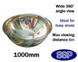 Complete-Vision 360 Degree Panoramic Observation Mirror (1000mm)