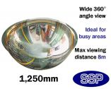 Complete-Vision 360 Degree Panoramic Observation Mirror (1250mm)