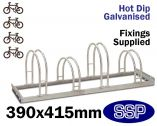 Enviro Bicycle Rack (4 slot)