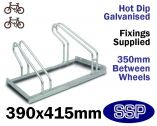 Multi-Slot Bicycle Rack (2 slot)