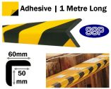 Edge Protection - Adhesive-backed Large Right Angle