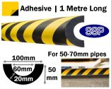 Pipe Protection 60mm - 50 to 70mm pipes