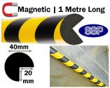 Magnetic Edge Impact Head Protection - Circular