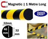 Magnetic Surface Impact Head Protection - Circular