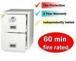 FF200 Fire Resistant Filing Cabinet & Safe