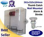 Defibrillator Defender Alarmed AED Cabinet