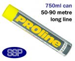 Yellow PROline Paint 750ml