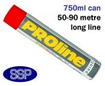 Red PROline Paint 750ml