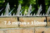Razor Spikes (7.5 metres x 110mm)