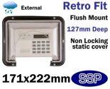 Biometric FingerPrint Reader Cover Large B7504